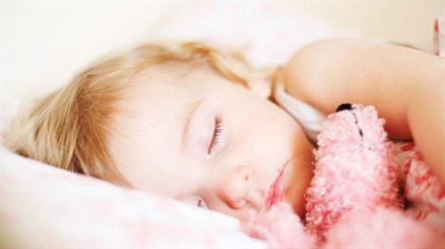 Daytime napping to stop at the age of two?