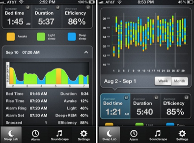 Experts say that sleep apps are not so smart