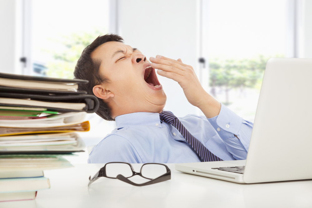 Is lack of sleep making you tired in the workplace?