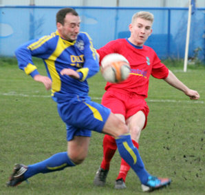 Silentnight and Barnoldswick Town FC celebrate a decade of partnership