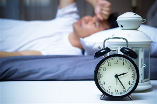 Do you ever jolt awake in the middle of the night? Here's why...
