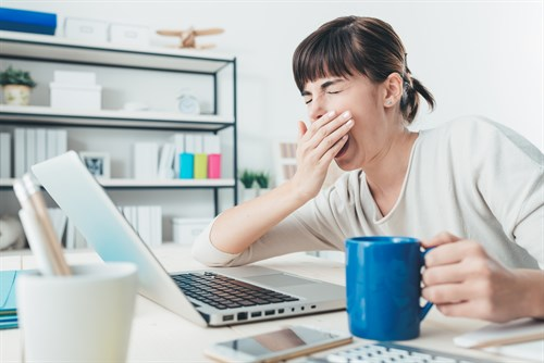 Is work making you sleepy? Women suffer the same effects of jet lag when they work shifts!