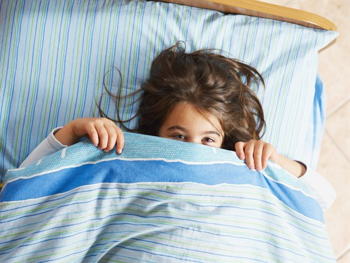 5 ways to get your child up in the morning