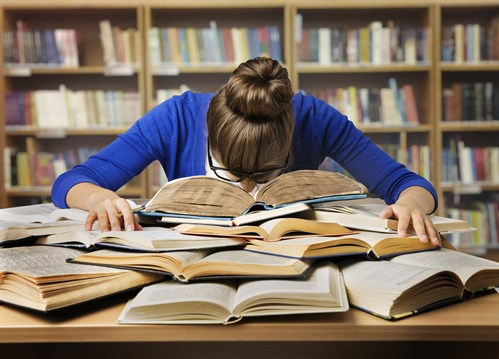 Don't lose sleep over your exam results