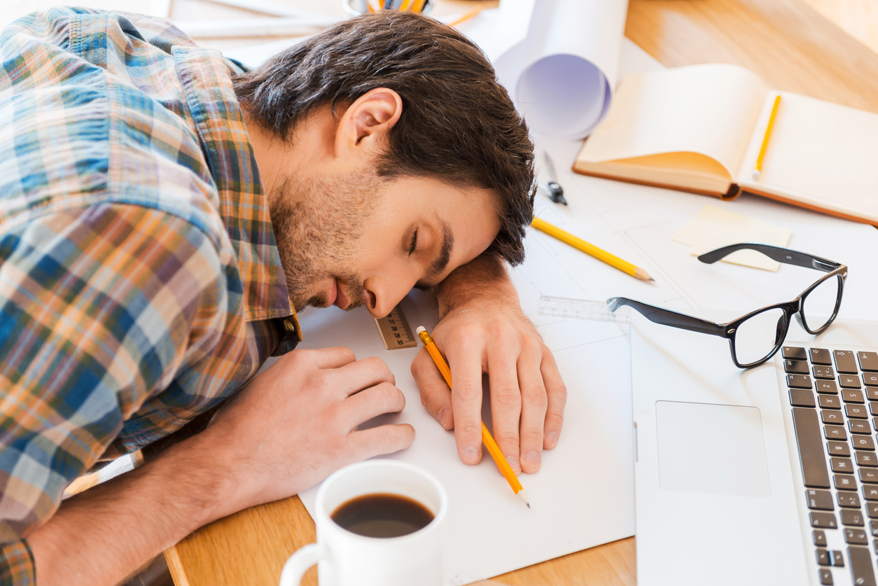 How to avoid tiredness at work