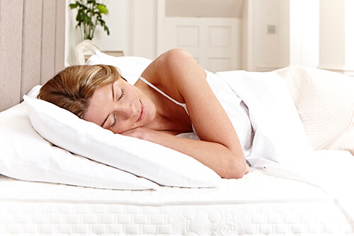 Suffer from lower back pain? You may need to switch to an orthopaedic mattress...