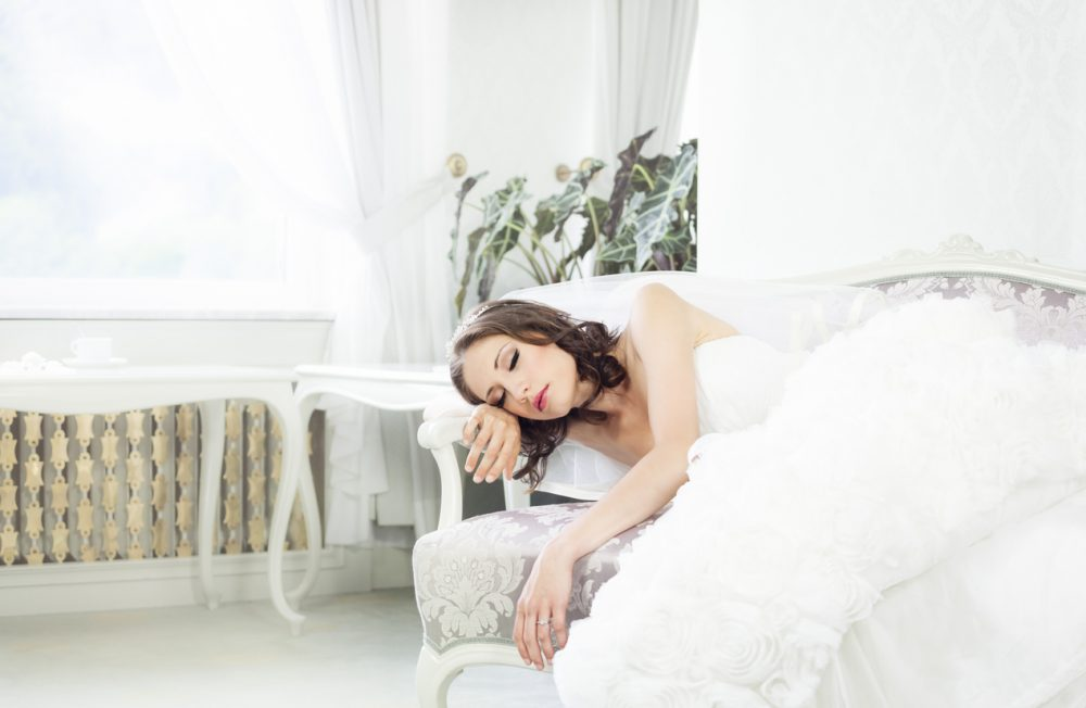 Sleep like a Princess ahead of your big day