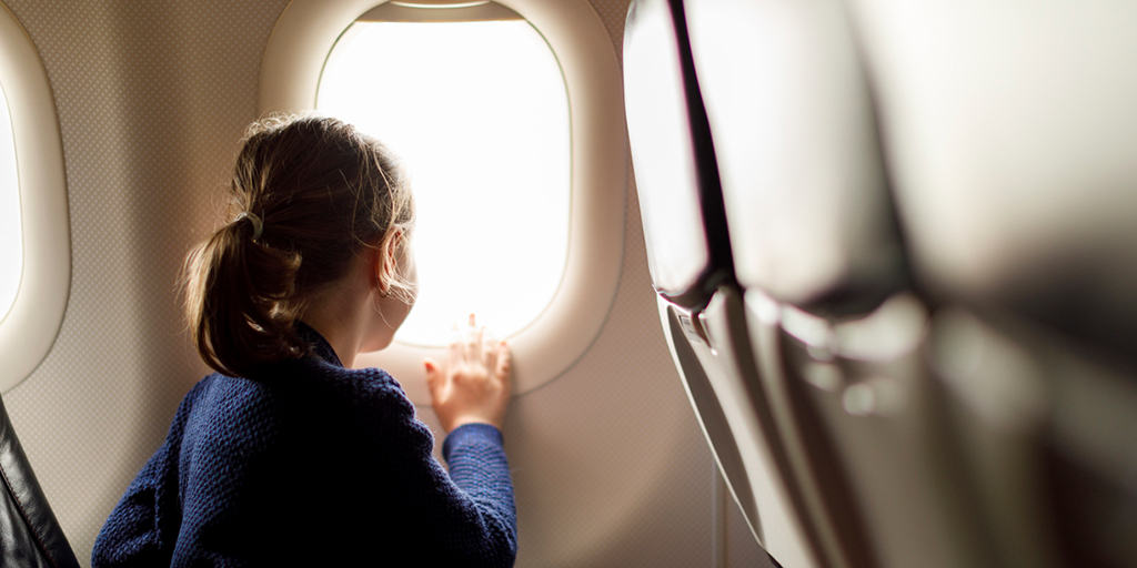 5 Tips to help your child sleep whilst travelling