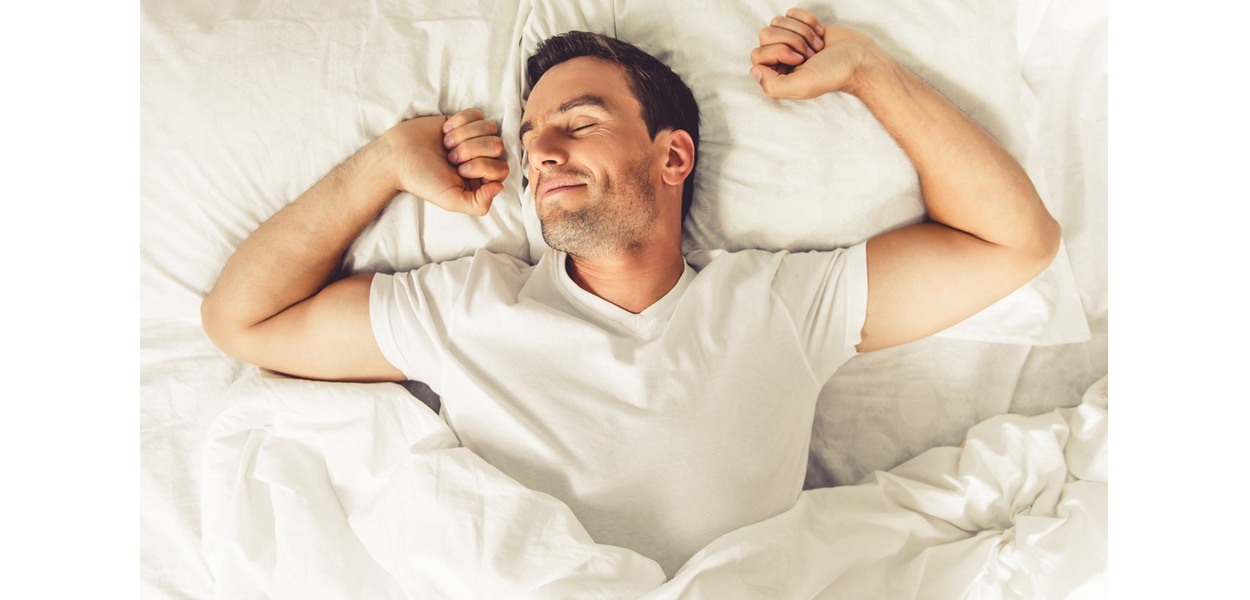 What happens when you sleep?