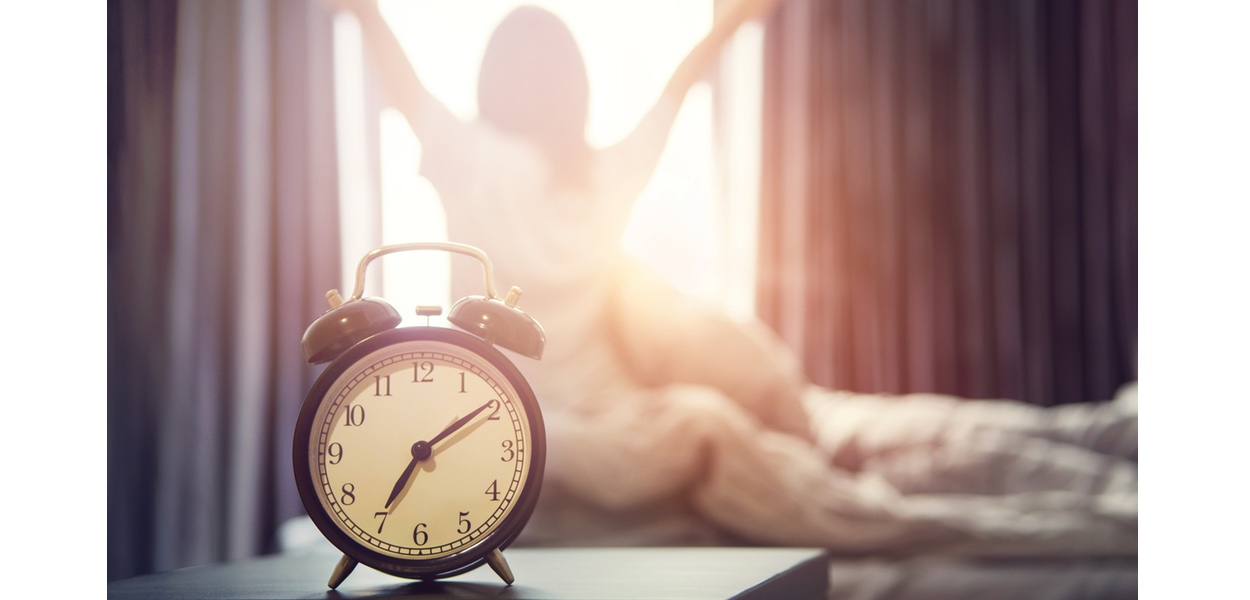 10 steps to getting a great night's sleep