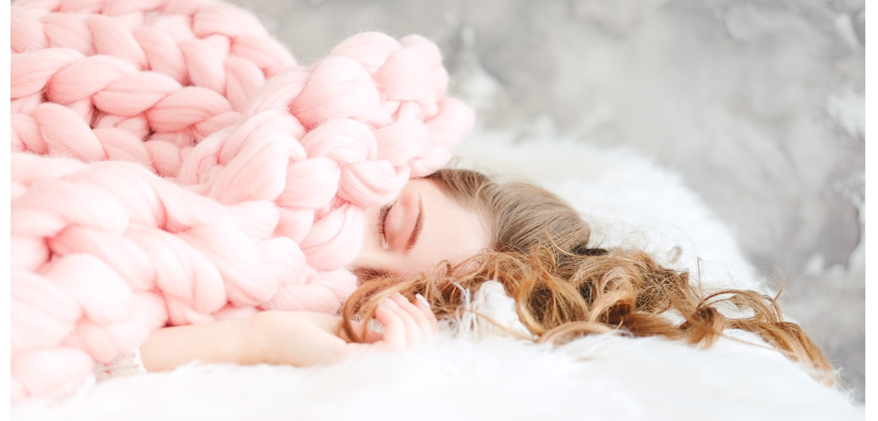 Tips for getting to sleep when it goes cold