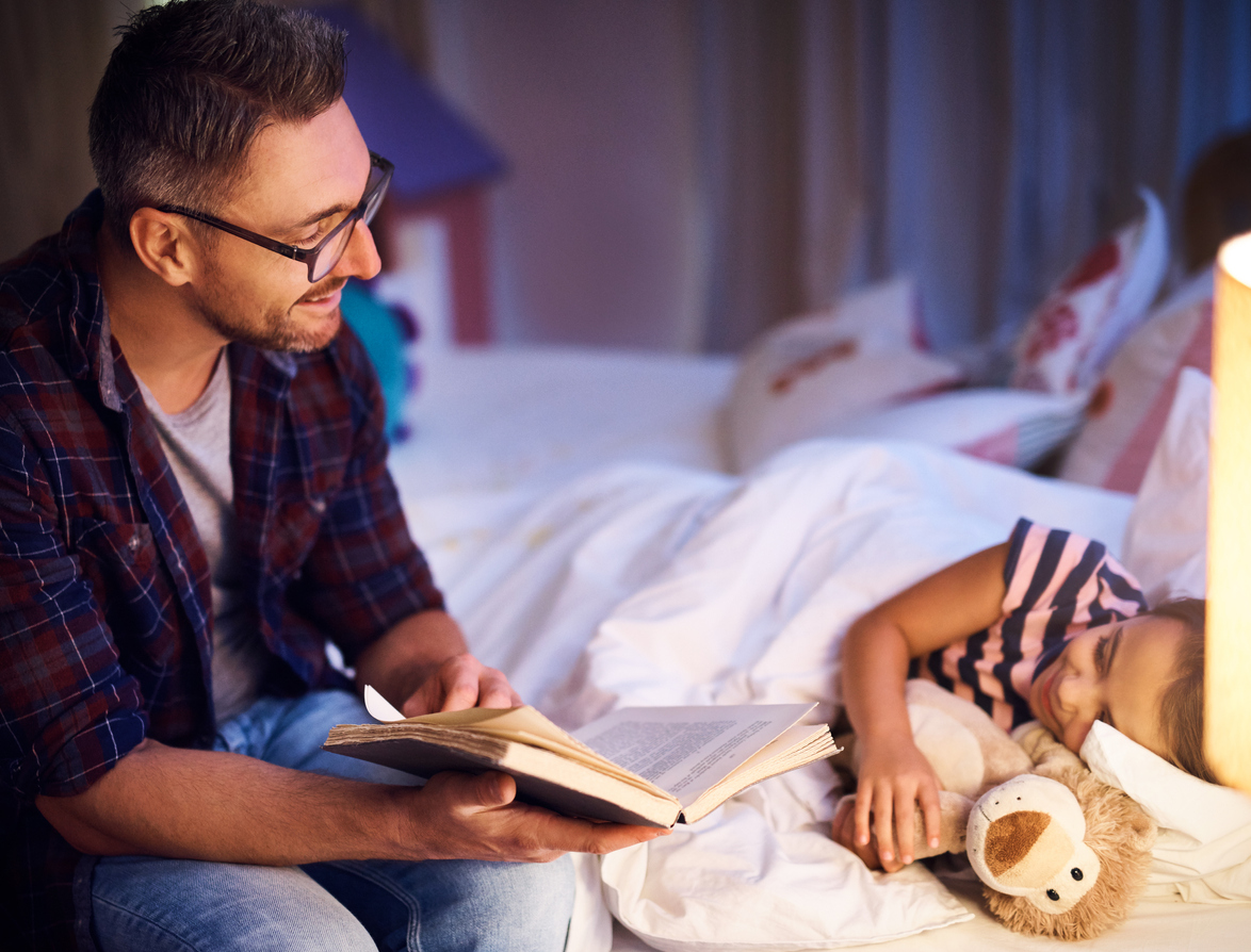 Top 10 best bed time stories for getting children off to sleep