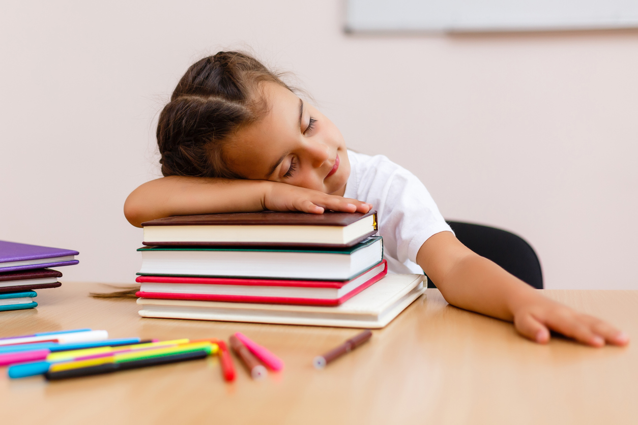 Could sleep lessons be next on the curriculum?