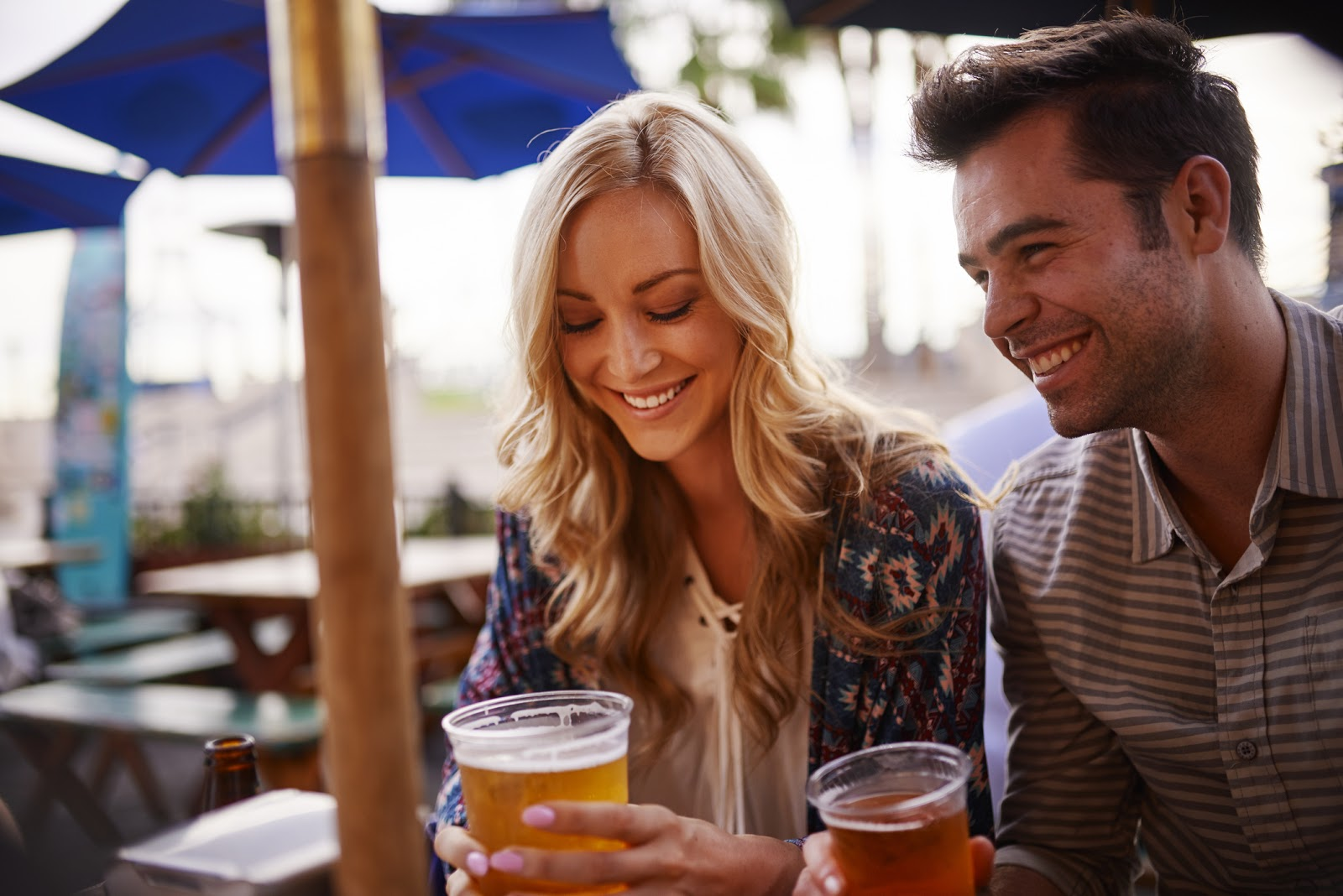 After-work drinks in the sunshine: are they a sleep menace?