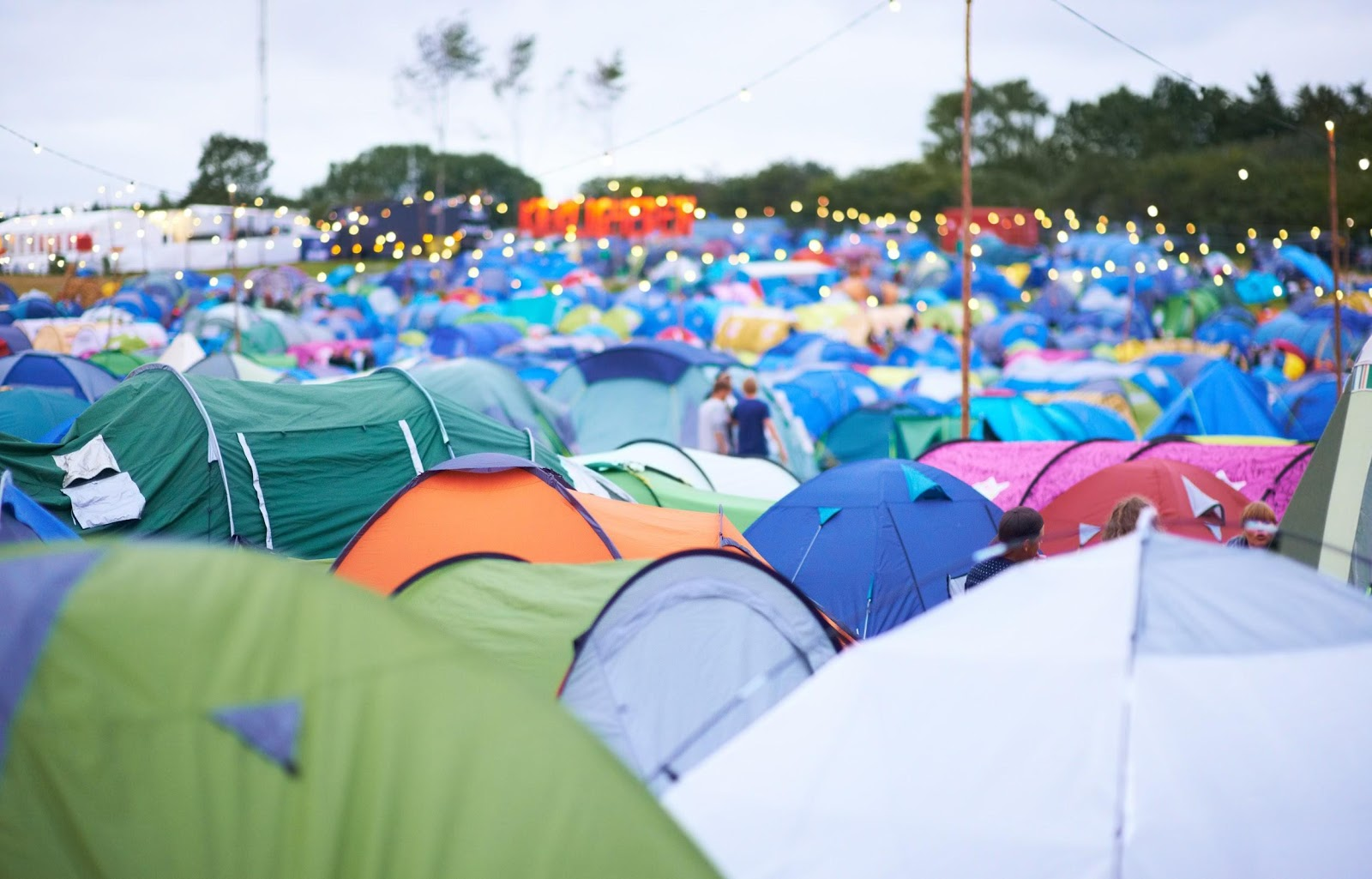 Your guide to sleeping smart this festival season